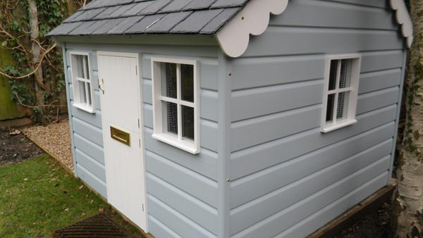 The Childrens Cottage Company Bespoke Playhouses And Treehouses